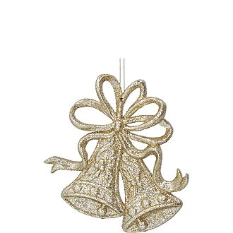 Double Bell Tree Decoration