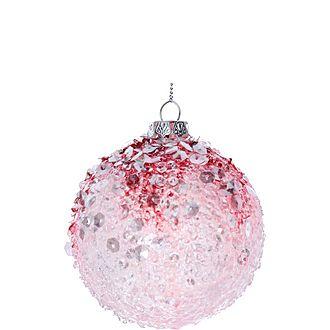 Acrylic Ball Tree Decoration