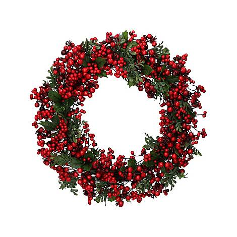 Ribbon Two-Tone Wreath, ${color}