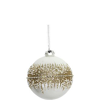 Crushed Spiky Bauble