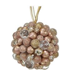 Berry Ball Tree Decoration