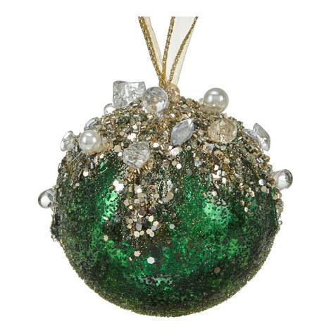 Jewel Bead Ball Tree Decoration, ${color}