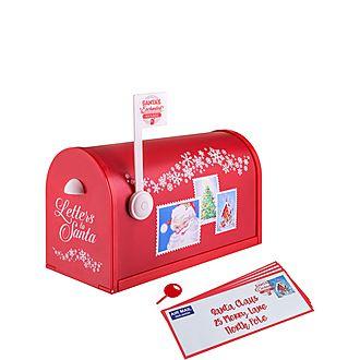 Musical Santa Postbox