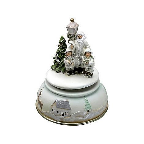Christmas Scene Snow Globe, ${color}