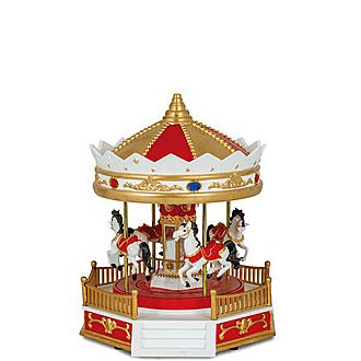 Horse Carousel Music Box