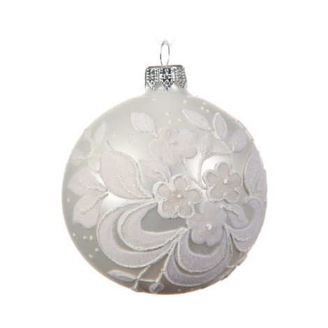 Decorated Flower Bauble, ${color}