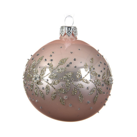 Deco Glitter Bauble, ${color}