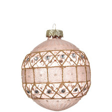 Glitter Jewel Bauble