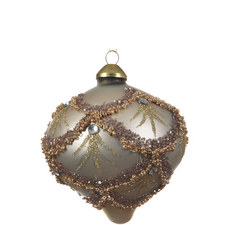 Swag Bead Bauble