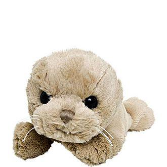 Sweet Herb Seal Plush Toy