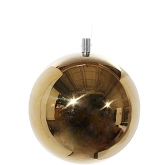 Polished Gold Bauble