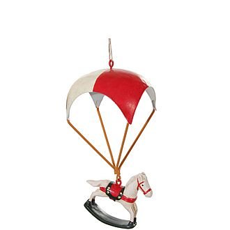 Parachute Horse Tree Decoration