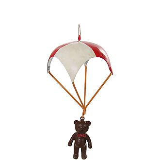 Parachute Bear Tree Decoration