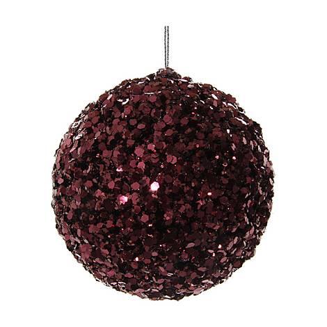 Glitter Ball Tree Decoration, ${color}