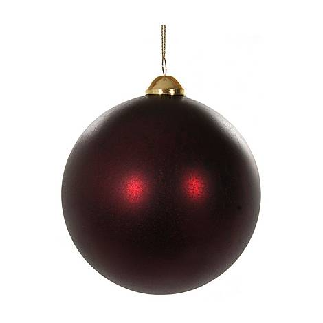 Oiled Bauble Tree Decoration, ${color}
