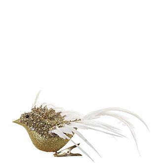 Feather Bird Tree Decoration