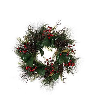 Foliage Wreath 66cm