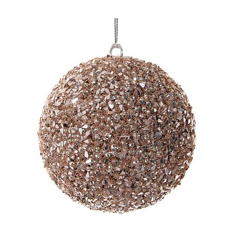 Bead-Sequin Ball Tree Decoration, ${color}