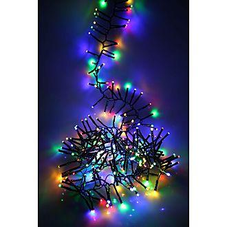 360 LED Multicoloured Cluster Lights