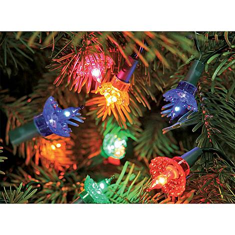 40 Multicoloured Pickwick Lights, ${color}