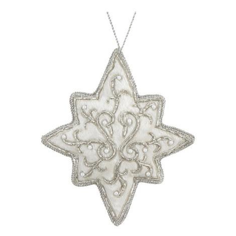 Jewel Snowflake Decoration, ${color}
