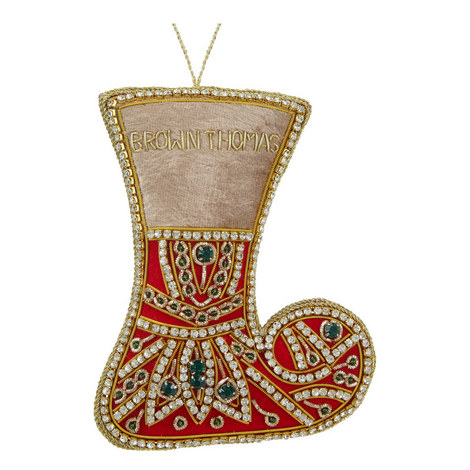 Jewel Stocking Decoration, ${color}