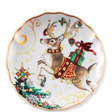 Reindeer Side Plate