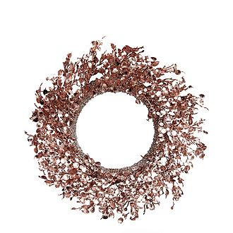 Sequin Wreath
