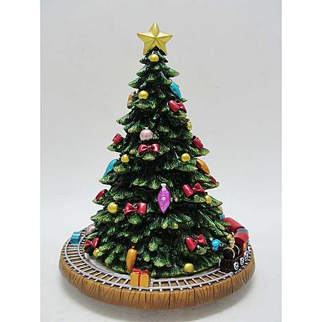 Christmas Tree Music Ornament, ${color}