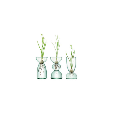 Trio Glass Canopy Vase Set, ${color}