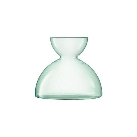 Glass Canopy Vase 18cm, ${color}