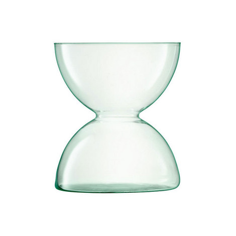 Glass Canopy Vase 24cm, ${color}