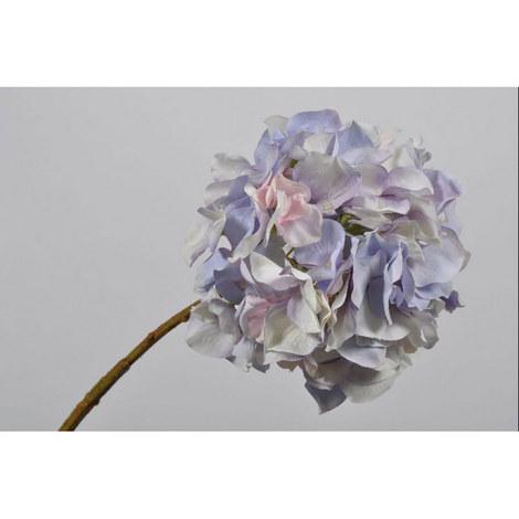Silk Hydrangea Stem, ${color}