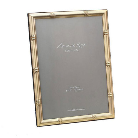 Bamboo Photo Frame 5x7, ${color}