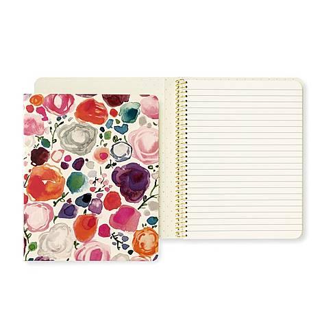 Floral Notebook, ${color}