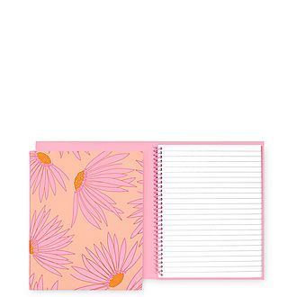 Falling Flower Notebook