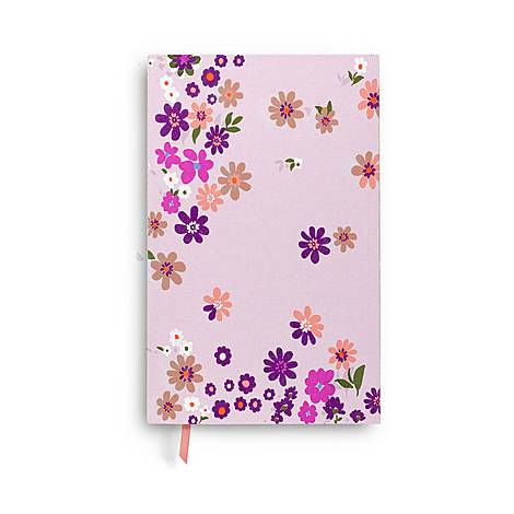 Pacific Petals Notebook, ${color}