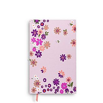 Pacific Petals Notebook