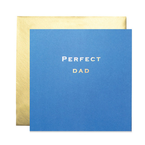 Perfect Dad Card, ${color}