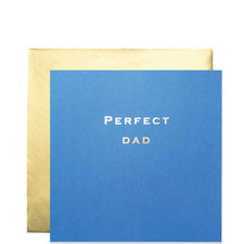 Perfect Dad Card