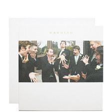 Male Wedding Card