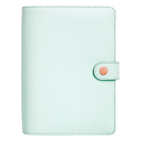 Leather Personal Planner, ${color}