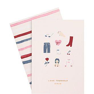 A5 Essentials Notebook 2 Pack