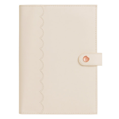 A5 Leather Notebook, ${color}