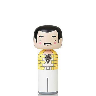 Freddie Mercury Sketch.inc Doll 14.5cm