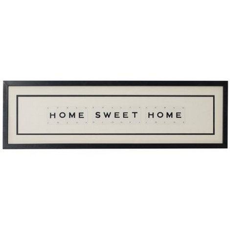 Home Sweet Home Frame, ${color}