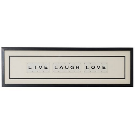 Live Laugh Love Frame, ${color}