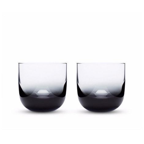 Tank Black Whiskey Glasses Set, ${color}