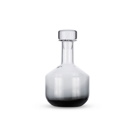 Tank Black Whiskey Decanter, ${color}
