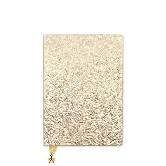 All That Glitters Light Gold A5 Diary